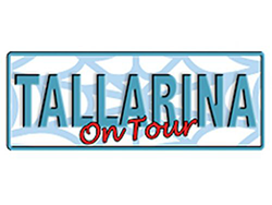Tallarina on tour